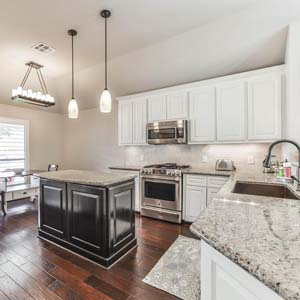 Houston Kitchen Remodeling Services - Houston, TX | Cypress Custom ...